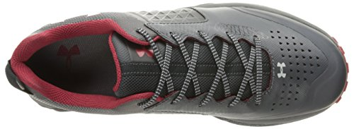 Under Armour UA Horizon Stc, Scarpe da Arrampicata Basse Uomo Nero (Anthracite)
