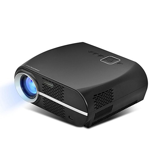 Sonmer Vivibright GP100 LCD Video Projector, 1080P Full-HD Level Quality 3200 Lumens