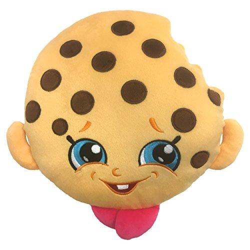 Shopkins Kookie Cookie Nogginz Plush Pillow