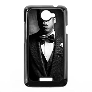 HTC One X Cell Phone Case Black Jay Z RMF