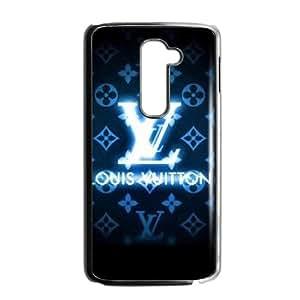 QQQO LV Louis Vuitton design fashion cell phone case for LG G2