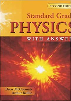Book Standard Grade Physics with Answers 2nd Edition (Standard Grade Science)