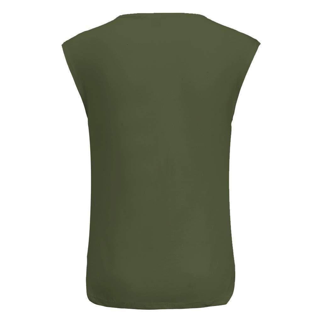 Xiloccer Fashion Men Long Sleeve Shirt Business Casual Striped Button Top Blouse