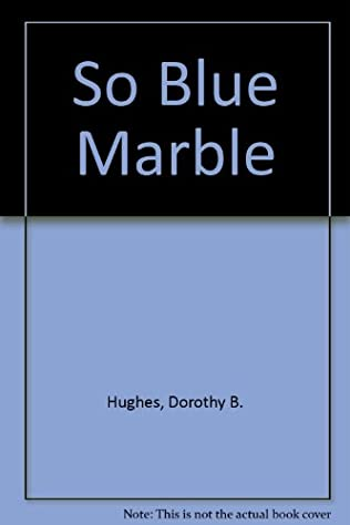 book cover of So Blue Marble