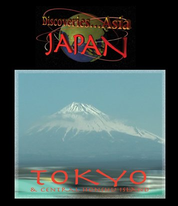 Discoveries...Asia, Japan: Tokyo & Central Honshu [Blu-ray] ()