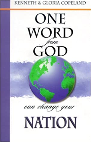 Book One Word from God Can Change Your Nation