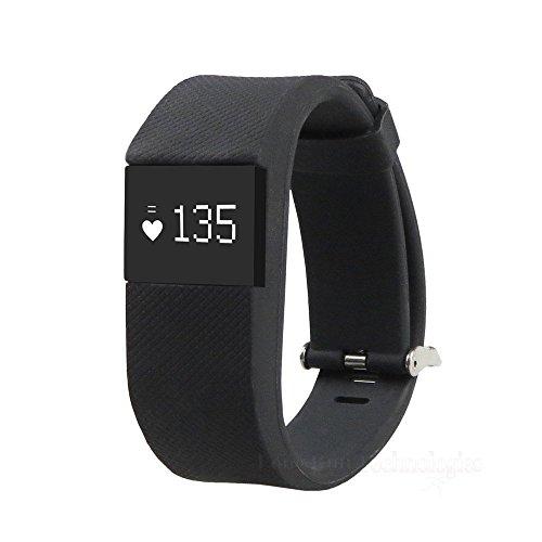 Smart Band: Heart Rate Monitor Fitness Activity Tracker Watch Step Walking Sleep Counter Wireless Wristband Pedometer