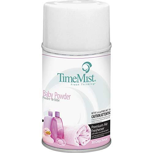 (TimeMist 1042686CT Metered Dispenser Baby Powder Scent Refill)