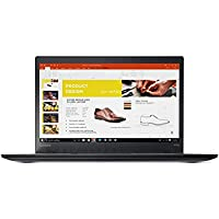 Lenovo ThinkPad T470s Laptop with Intel Core i5-6300U, 8GB DDR4 RAM and 256GB SSD - 14 - Black - 20JS0015US