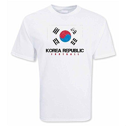Korea Republic Football T-shirt B07D8Q3YPGXXL (50-52\