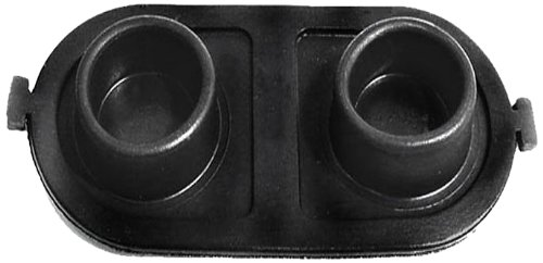 Metro Moulded Parts RP 2-E Brake Master Cylinder Cover Seal Moulded Cylinder