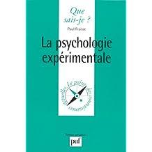 Psychologie expérimentale [ancienne édition]