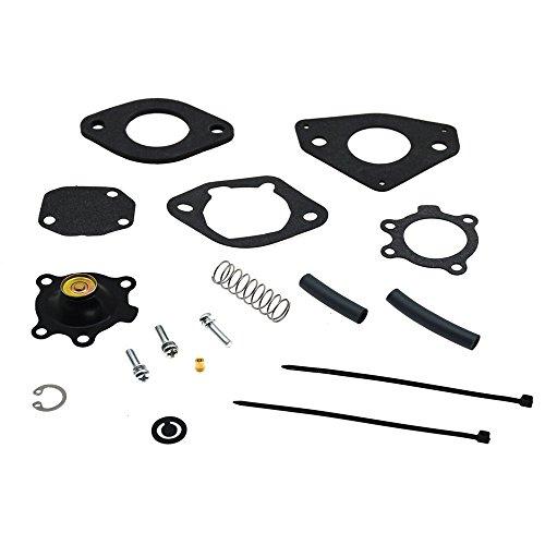24 757 21-S Karbay Carburetor Repair Rebuild Kit for Kohler Accelerator Pump Kit With Gaskets 2475721-S 2475721S