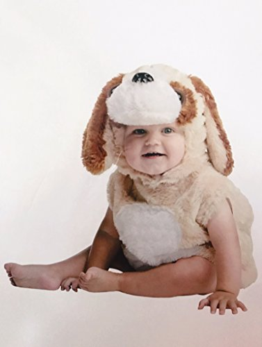 Bubble Puppy Halloween Costume (Halloween Infant Toddler Boys Girls Cuddly Puppy Dog Costume (0-9)