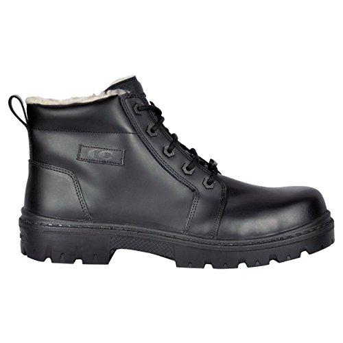 Cofra Vanuatu S3 Ci SRC Chaussures de sécurité Taille 39 Noir