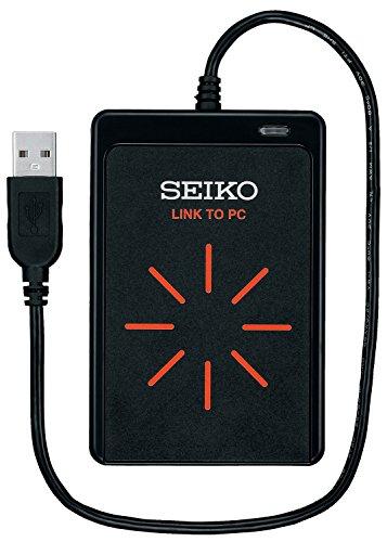 SEIKO SVAJ701 300 Memory Stopwatch with SVAZ015 PC Interface Transmitter ()