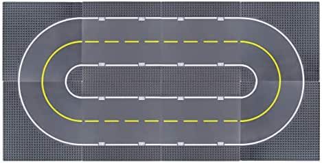 SPRITE WORLD Road Base Plates 10