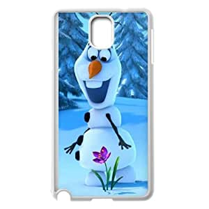 SamSung Galaxy Note3 cell phone cases White Frozen fashion phone cases TGH892294
