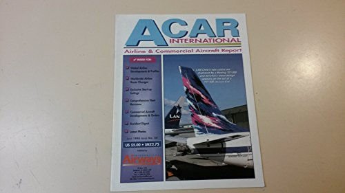 acar-international-airline-commercial-aircraft-report-july-1998-no-54-lan-chile-cover