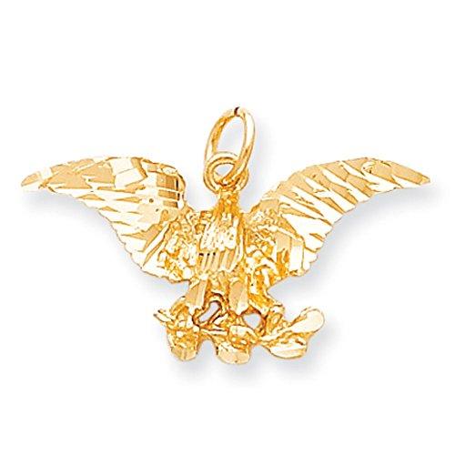 10 k or-EAGLE-supérieure Grade que JewelryWeb or 9 carats