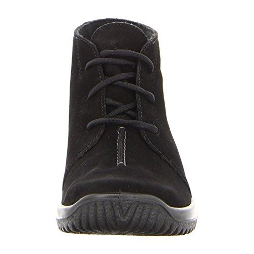 Sneaker Legero nero Donna 41 Softboot Nero 5 4qq05Zw8