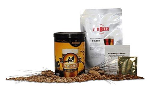 Mr. Beer That Voodoo Homebrewing Beer Refill Kit