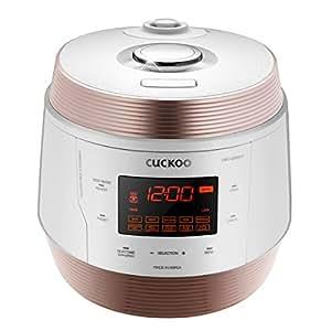Amazon.com: I COOK, YOU REST, Cuckoo 8 in 1 Multi Pressure