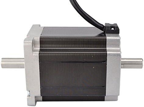 STEPPERONLINE Nema 34 CNC Motor paso a paso 8.5Nm 5A 86x114mm para ...