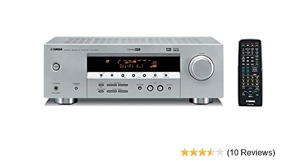 amazon com yamaha htr 5830 5 1 channel a v surround receiver old rh amazon com yamaha htr-5830 instruction manual Yamaha HTR 5860 Manual PDF