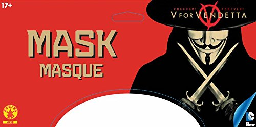 082686044189 - V for Vendetta Mask carousel main 1