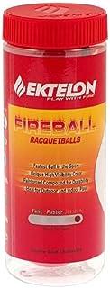Exercise Gear, fitness, rosso Ektelon Fireball Racquetballs–3Ball can Shape Up, sport, training