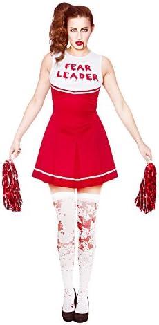 Mega Fancy Dress - Disfraz de animadora sangrienta, diseño con ...
