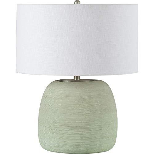 Amazon.com: Ciruelo - Lámpara de mesa (acabado en gris ...