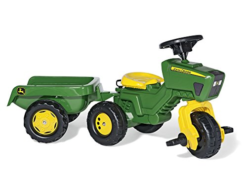 Pedal Tractor - 4