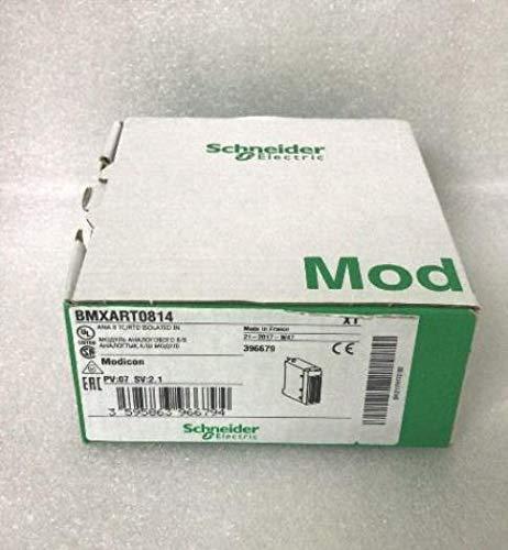 Schneider PLC Analog Input Module BMXART0814, One Year Warranty!