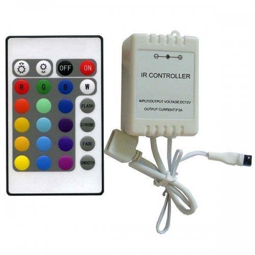 19 opinioni per prodigital CONTROLLER CON TELECOMANDO PER STRISCE LED RGB