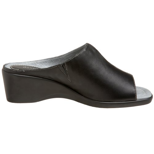 David Tate Women's Gloria Slide Sandal,Black Lamb,7 M US by David Tate (Image #6)'