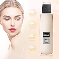 About the product: Deep cleansing your skin pores , Improve skin absorption capacity and Anti-Age and Anti-Wrinkle, helps you look younger and reduce wrinkles. Safe and effective for all skin colors and types. Facial Skin Scrubber by B...