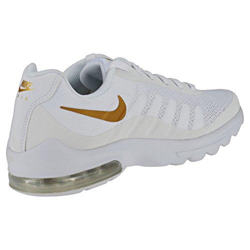 Metallic 40 Multicolore Nike EU White Chaussures Bleu Entrainement Running Homme Gold Air Invigor GS Max de 100 q1xv4A6Rq
