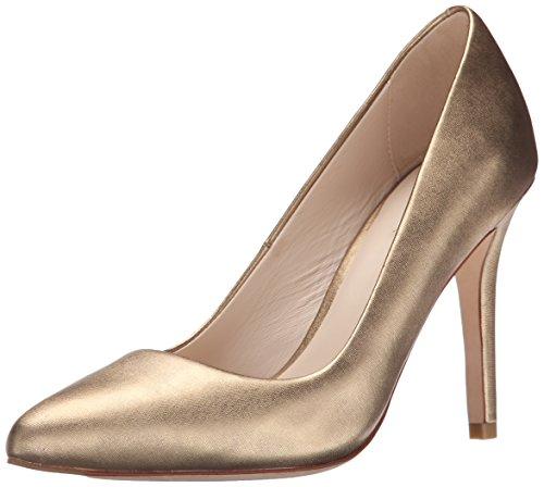 Cole Haan Emery 100 Bomba de vestir Gold/Metallic