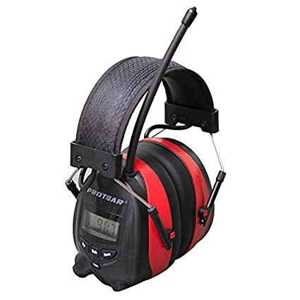 Cuffie di sicurezza elettriche ricaricabili con Bluetooth e2c8fce6084c