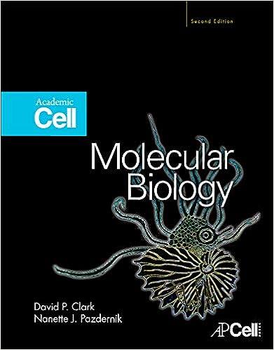 Molecular Biology Books Pdf