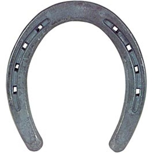 4147CPVtFkL - St. Croix Horseshoes (Size 0) Plain - 8 shoes