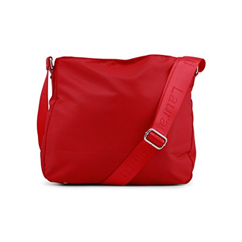 Designer Crossbody Bag Body Bag Women Biagiotti Red Women Genuine Laura Cross 8Bzqwf