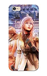 BZXUAJw894hwTHw Case Cover Final Fantasy Xiii Compatible With Iphone 6 Plus Protective Case