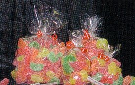 """Clear Cello/Cellophane Bags - Flat - 100 Bags - 4"""" x 6"""" - Party/Wedding Favors - Gift Basket Supplies"""