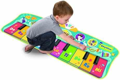 Baby Genius Step To Step Dance Mat