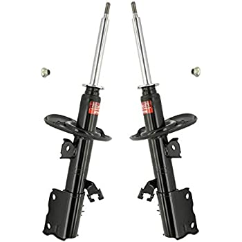 Pair Set of 2 Rear KYB Excel-G Shock Absorbers For Nissan Frontier 4WD RWD 2005-2017 NEW