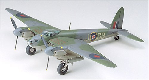 T2m Tamiya 60753 Model Aeroplane For Self-assembly – Mosquito B Mk Iv – Plastic