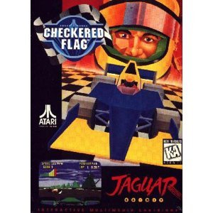 CHECKERED FLAG for ATARI JAGUAR